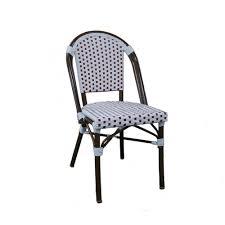 Soleil Metal Outdoor Bistro Dining Set  Table  2 Chairs  West ElmBistro Furniture Outdoor