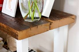 diy reclaimed wood table how to make a reclaimed
