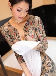 японские татуировки их история и значение