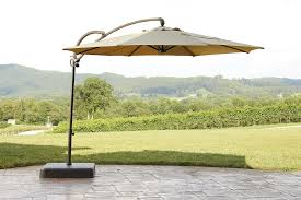 garden oasis umbrella. Contemporary Umbrella Garden Oasis Offset Umbrella 10ft Round  Outdoor Living Patio Furniture  Umbrellas U0026 Bases And D