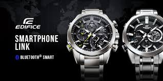 watches casio usa watches edifice smartphone link bluetooth smart