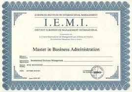 Интернет обучение по программам профессиональной переподготовки и  diploma master of business administration diploma mba