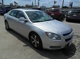 2012 Chevrolet Malibu LT 4dr Sedan w/1LT In Houston TX - Talisman ...