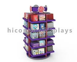 Spinner Display Stands Extraordinary Counter Top Magazine Spinner Rack Greeting Card Spinner Displays Wood
