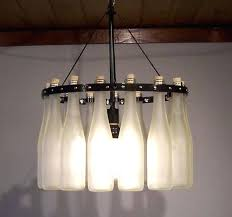 how to make a chandelier enchanting wine bottle chandeliers how to make a wine bottle chandelier