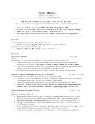 Sample Resume With Gpa Resume Letter Collection