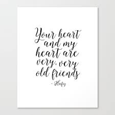 Hafiz Quote Valentines Day Decor Gift For Her Printable Quotes Best Adorable Hafiz Quotes