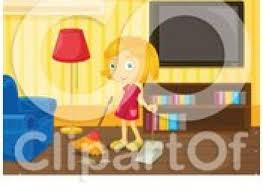 cleaning living room clipart. cleaning living room clipart a clock in t