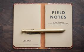 one star leather simple notebook cover