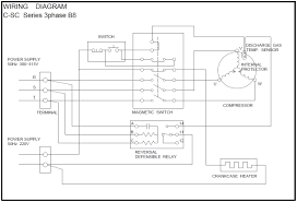 panasonic heat pump wiring diagram panasonic image compressor hermetic scroll panasonic c scs435h38q evi area on panasonic heat pump wiring diagram