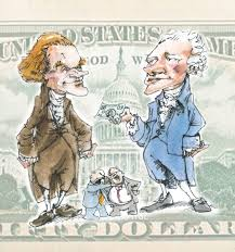 jefferson and hamilton despicable jerks mine s bigger than yours ""