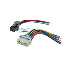 car stereo wiring harness to factory radio for 2000 2010 chevy car stereo wiring harness to factory radio for 2000 2010 chevy pontiac saturn