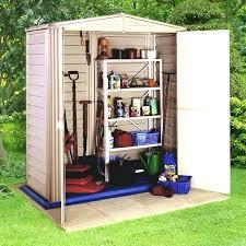 outdoor tool storage outdoor garden