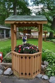 faerie garden. Wisconsin Rapids Municipal Zoo: The Wishing Well At Faerie Garden