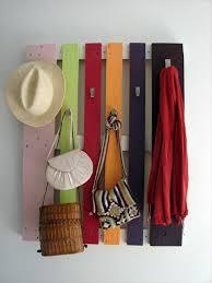 diy pallet inspired hat rack