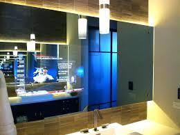 tv behind mirror bathroom installed behind bathroom mirror behind bathroom mirror vanguard 19 waterproof mirror bathroom tv behind mirror bathroom