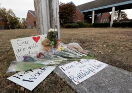 drugs alcohol not involved in chattanooga crash th child dies  flowers signs and stuffed animals make up a makeshift memorial outside woodmore elementary school on