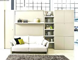 murphy bed sofa. Murphy Bed With Storage Sofa Shelves  Side Drawers
