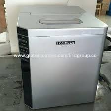 portable countertop china new portable ice maker refrigerator w ice scoop newair clearice40 portable countertop clear