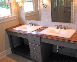 bathroom white corner vanities without tops with sink double and drawers for decoration ideas bathroom