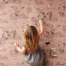 Het Tofste Behang Van De Hele Wereld Voor De Kinderkamer Tralala