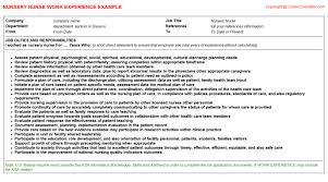 Nursing CV template  nurse resume  examples  sample  registered     Resume Experts Nursery Nurse CV Example     Learnist org  nursing in uk filipino nurses feb      recruitment         jpg cb