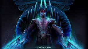 download wallpaper 1920x1080 terrorblade dota 2 demon marauder