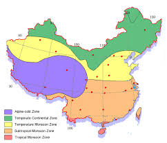 China Weather Chart China Weather Weather In China Best Time To Go