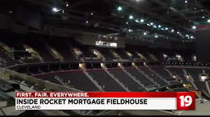 Rocket Mortgage Fieldhouse 3d Seating Chart Heres An Inside Look At The Ongoing Rocket Mortgage