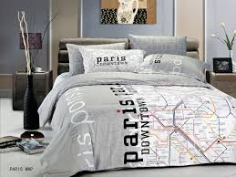 contemporary duvet cover sets with modern comforter sets and grey ceramic floor also grey wall for bedroom ideas