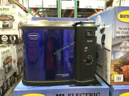 Butterball Electric Fryer Cooking Chart Butterball Xl Electric Fryer By Masterbuilt Costcochaser