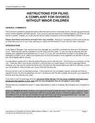 Divorce Agreement Divorce Settlement Agreement Template Free Templates 24 Best Free 1