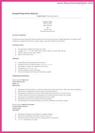 Vba Programmer Sample Resume | nfcnbarroom.com
