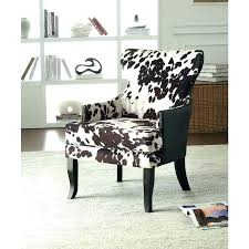 cow print dining chair cow hide dining chairs full size of print office chair cowhide dining