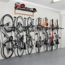bike rack garage storage. Family Garage Bike Rack More Storage Organization Inside