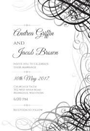 Free Downloadable Wedding Invitation Templates wedding invitations template Wedding Invitations Template Including 97
