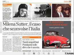 Sequestro di Milena Sutter e condanna di Lorenzo Bozano
