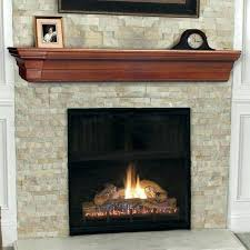 stacked stone tile fireplace chic stacked stone tile fireplace surround with mantel shelf and screen mosaic