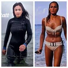 See a recent post on tumblr from @laurendunn789 about hadia tajik. Hadia Tajik On Twitter Shit Hadde Eg Berre Vald Bikini I Staden For Burkini