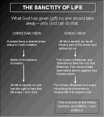 Christian Quotes On Euthanasia Best of The Sanctity Of Life World Faiths