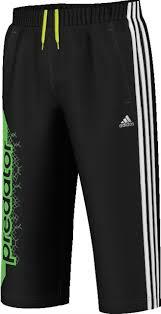 adidas 3 4 pants. picture of adidas junior predator woven 3/4 track pants-adidas boys shorts- 3 4 pants