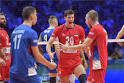 Image result for polonia serbia volley tv