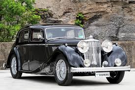 SS Jaguar 2½ Litre Saloon Auctions - Lot 16 - Shannons