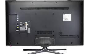 samsung un55f6400 55 1080p 3d led lcd hdtv wi fi® at samsung un55f6400 back full view