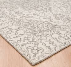 bronte silver grey wool rugs on match promise