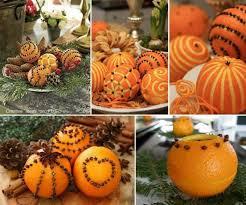 Weihnachtsschmuck Basteln Kreative Bastelideen Mit Orangen
