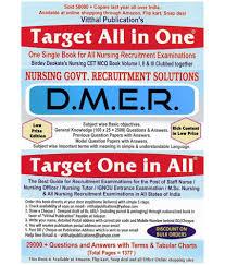 Dmer Nursing Book