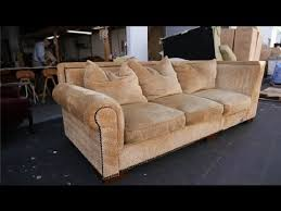 how to repair a sagging sofa how to