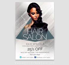 Hair Salon Flyer Templates Upscale Hair Salon Stylist Flyer Template Active Ink Media