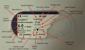 8 0 Suture Diameter